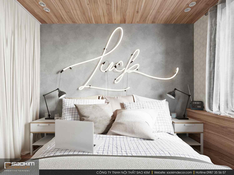 Thiết kế căn hộ chung cư mini 30m2 theo phong cách scandinavian