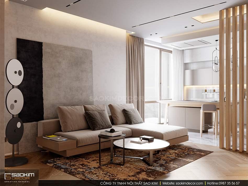 Thiết kế chung cư giá rẻ, đẹp và tiện nghi nhất cho khách hàng
