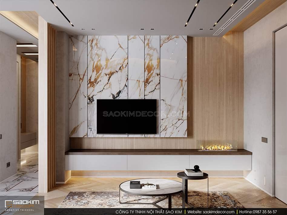 Mỗi dự án thiết kế đều hướng đến sự tiện nghi, mang đậm nét tính cách gia chủ