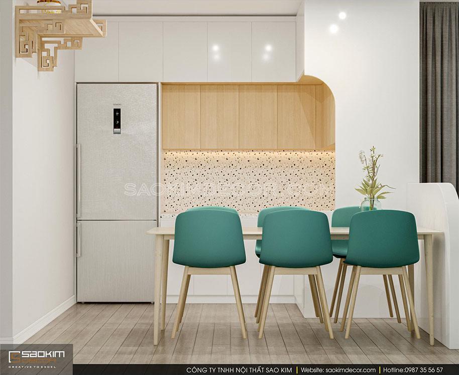 Đơn vị thiết kế nội thất trọn gói sẽ giúp bạn tạo ra thiết kế chung cư đẹp giá rẻ