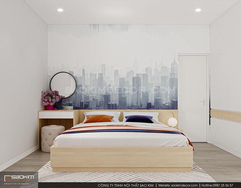 Thiết kế chung cư giá rẻ đẹp