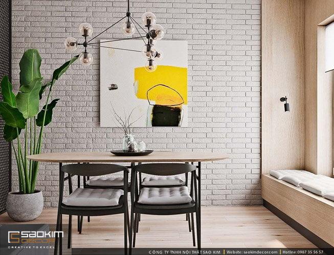 Thiết kế căn hộ đẹp, độc đáo