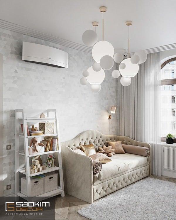 Mang yếu tố tự nhiên như ánh sáng, cây xanh vào thiết kế căn hộ chung cư