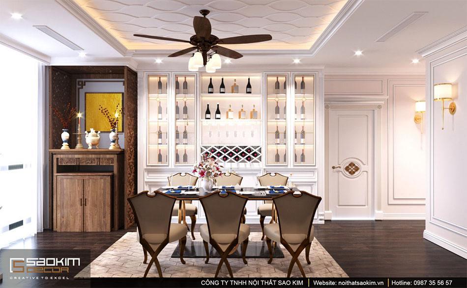 Công ty thiết kế nội thất tại Hà Nội uy tín giúp bạn yên tâm gửi gắm làm đẹp cho không gian sống