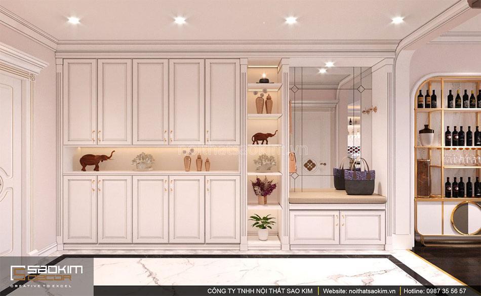 Tiêu chí để lựa chọn công ty thiết kế nội thất tại Hà Nội là uy tín, chuyên nghiệp