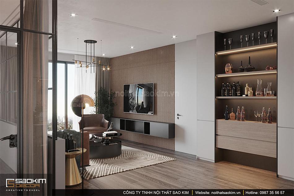Thiết kế căn hộ Shunshine Garden
