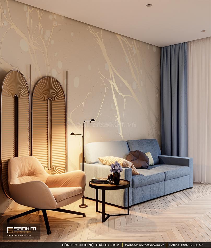 Thiết kế căn hộ cao cấp Vinhomes West Point