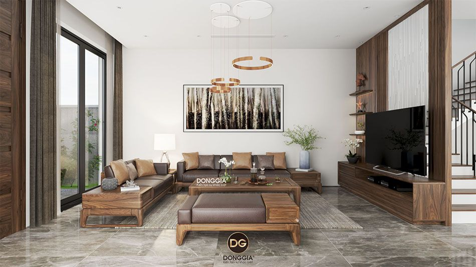Mẫu hình ảnh thiết kế nội thất Hà Nộ