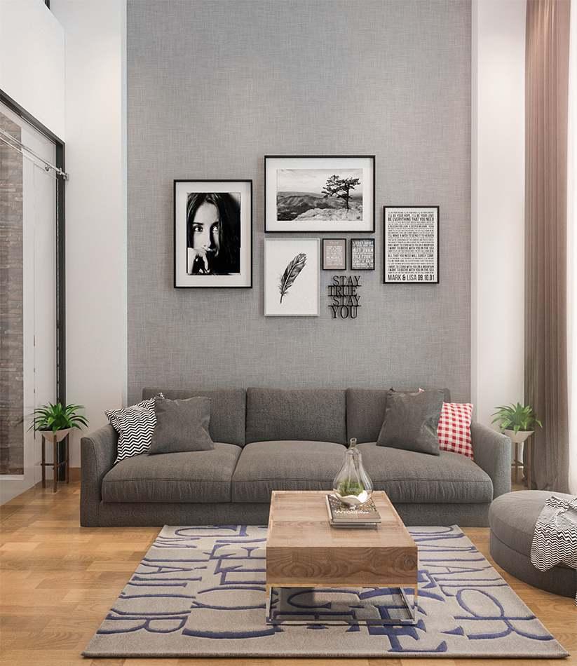 Hình ảnh thi công nội thất Hà Nội của V-Home