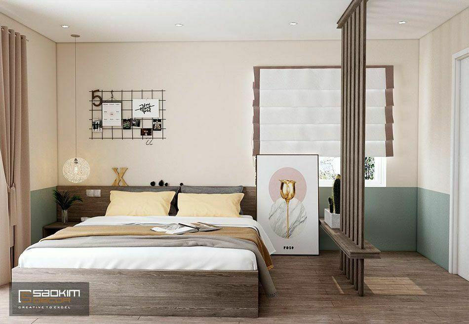 Chuyên thiết kế nội thất chung cư, đơn giản nhưng tinh tế