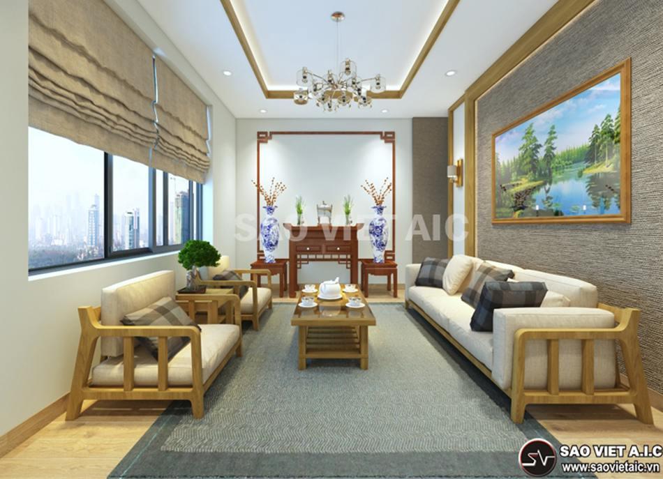 Mẫu thiết kế nội thất Hà Nội
