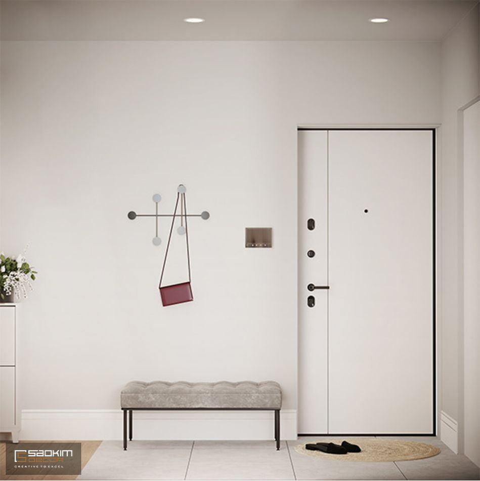 Thiết kế căn hộ theo phong cách Scandinavian