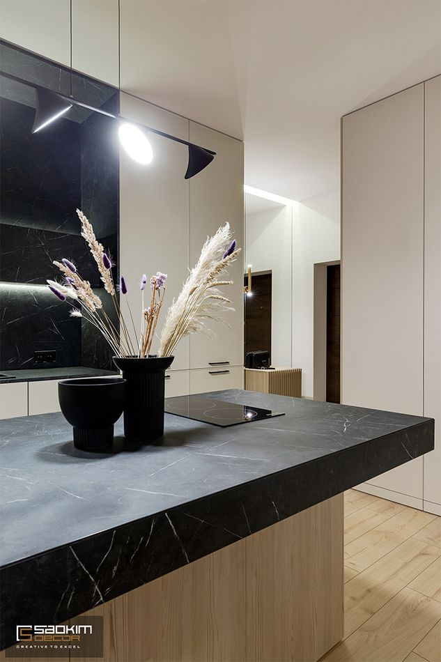 Hoàn thiện nội thất chung cư La Casta Tower 48m2