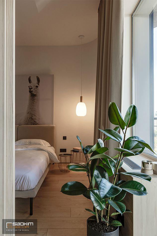 Thiết kế phòng ngủ chung cư La Casta Tower Văn Phú