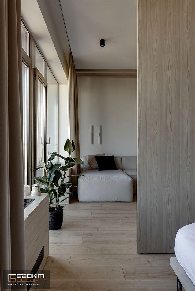 Thiết kế thi công nội thất chung cư La Casta Tower, Văn Phú, Hà Đông
