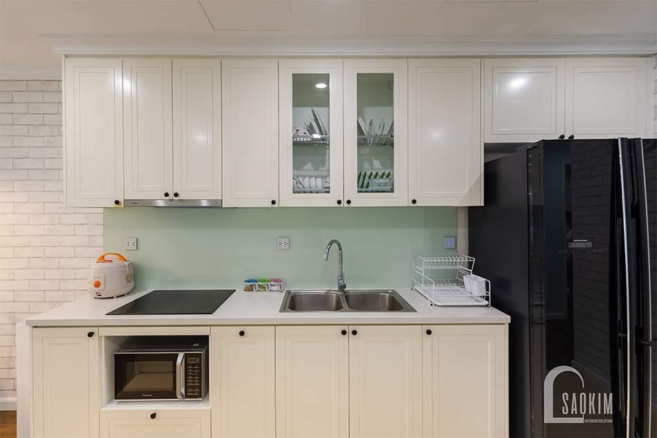 Thiết kế nội thất phòng ăn hiện đại mang đến vẻ đẹp sang trọng và tiện nghi khi sử dụng