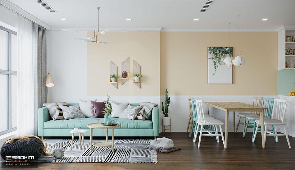Thuê tư vấn thiết kế nội thất giúp tối ưu không gian sống