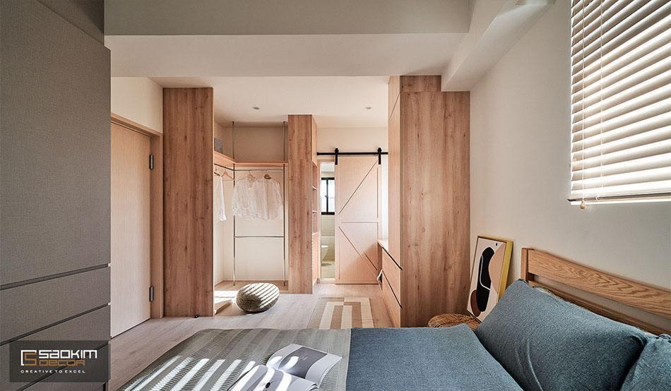 Thiết kế và thi công phòng ngủ nhà phố