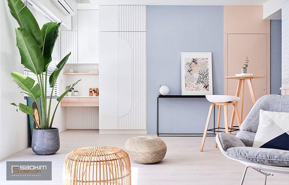 Những chi tiết nội thất đơn giản nhưng toát lên vẻ đẹp tinh tế