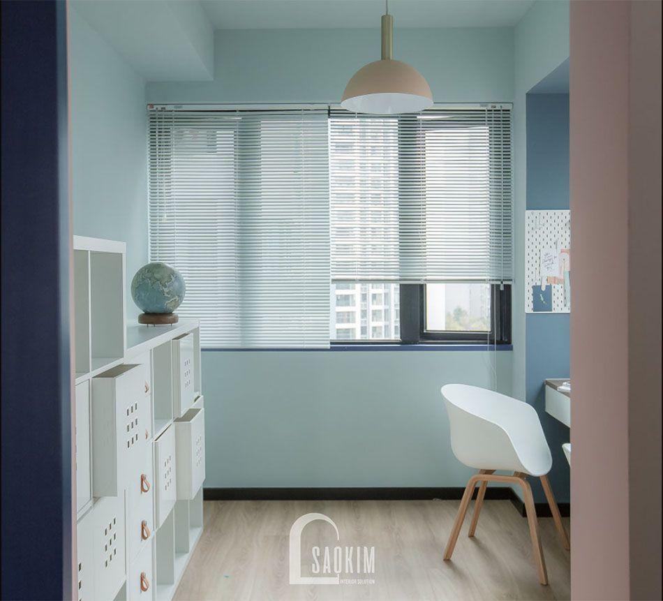 Không gian phòng đa năng trong căn hộ chung cư 2 phòng ngủ + 1 Vinhomes Smart City