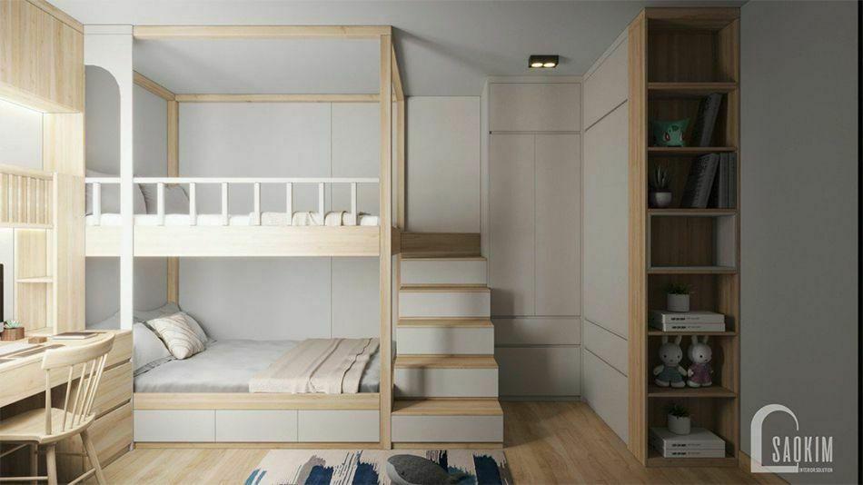 Nội thất phòng ngủ mang hơi thở của phong cách minimalism