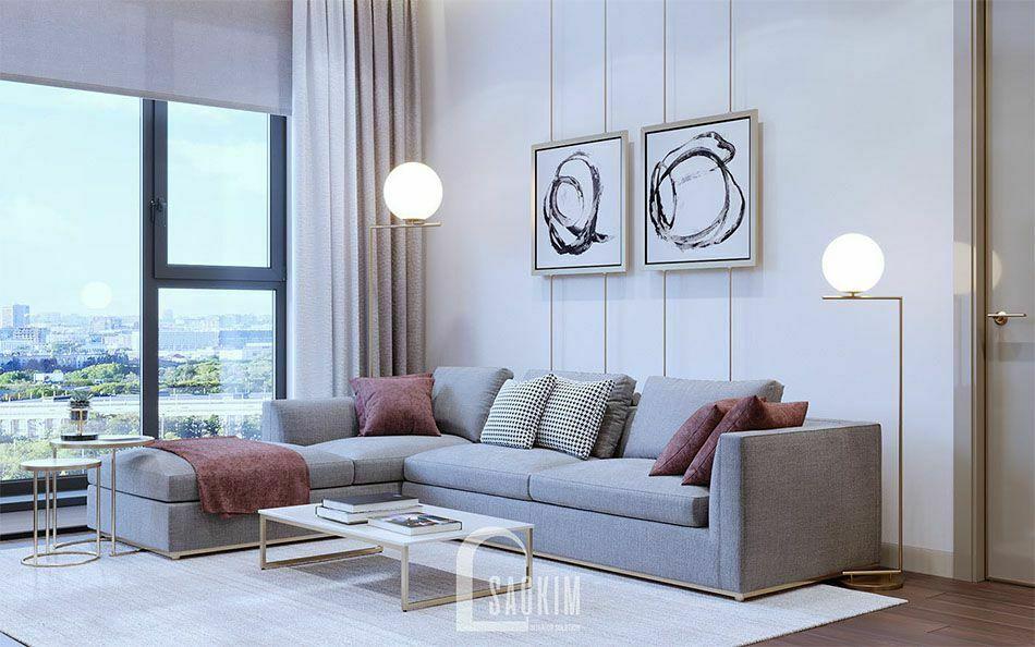 Ghế sofa vải nỉ được nhiều khách hàng lựa chọn