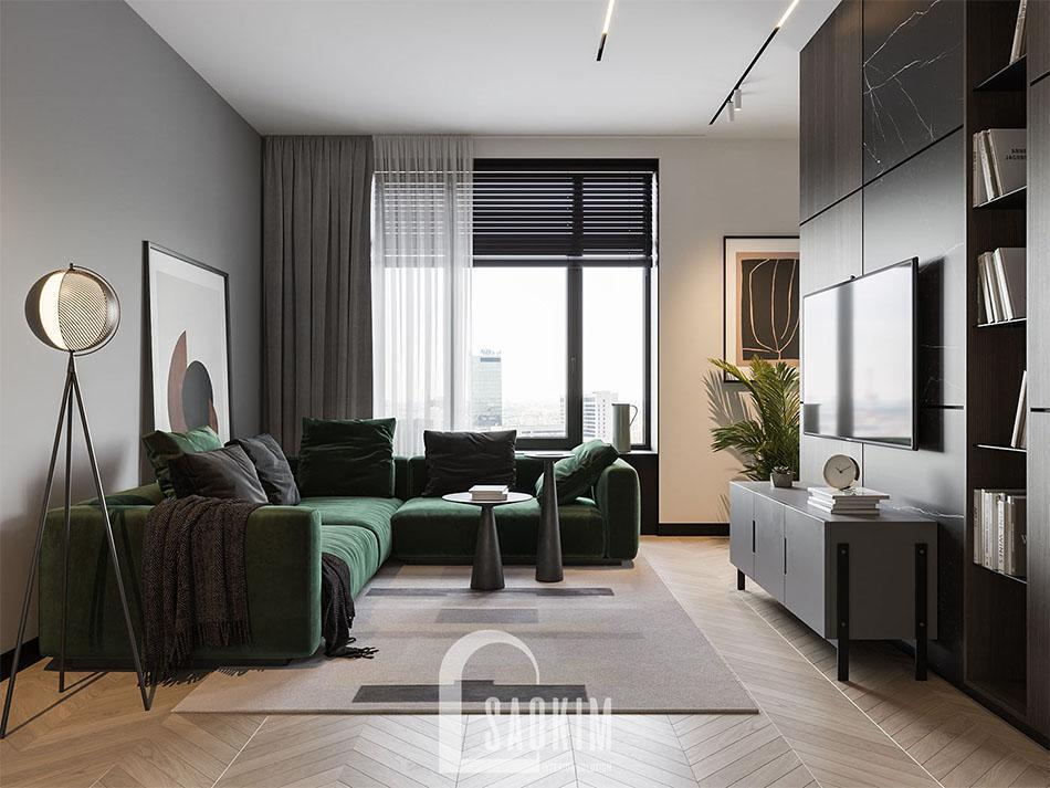 Tổng hợp mẫu thiết kế sofa đẹp nhất cho phòng khách hiện nay