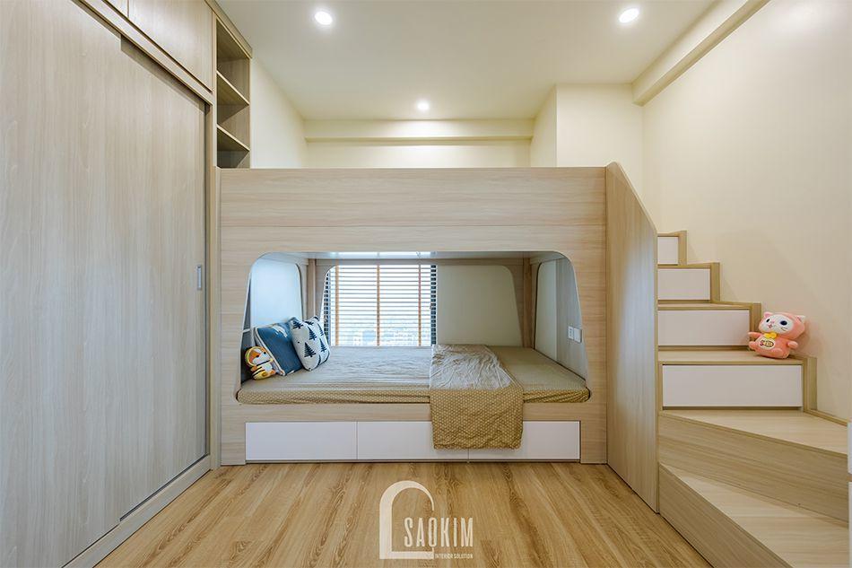 Hoàn thiện nội thất nhà chung cư đẹp 80m2 PCC1 Thanh Xuân