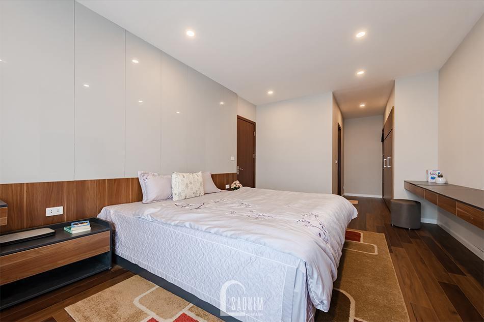 Hoàn thiện chung cư HPC Landmark 105 Tố Hữu - phòng ngủ master