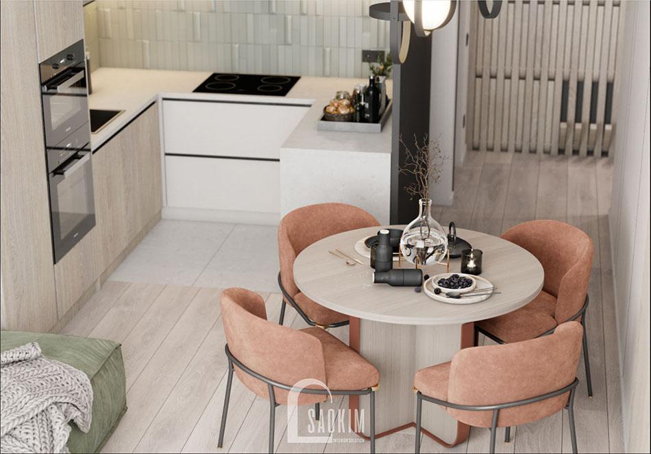 Thiết kế chung cư đẹp The Terra An Hưng theo phong cách hiện đại