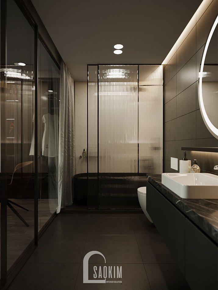 Thiết kế nội thất chung cư cao cấp theo phong cách hiện đại