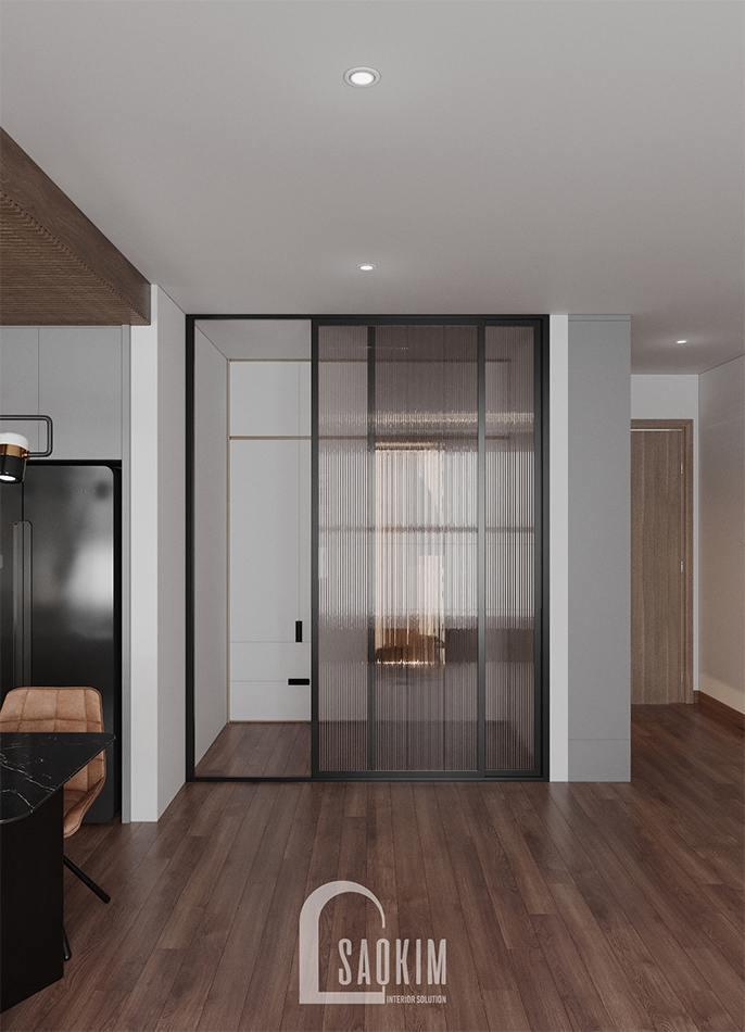 Nội thất căn hộ chung cư 110m2