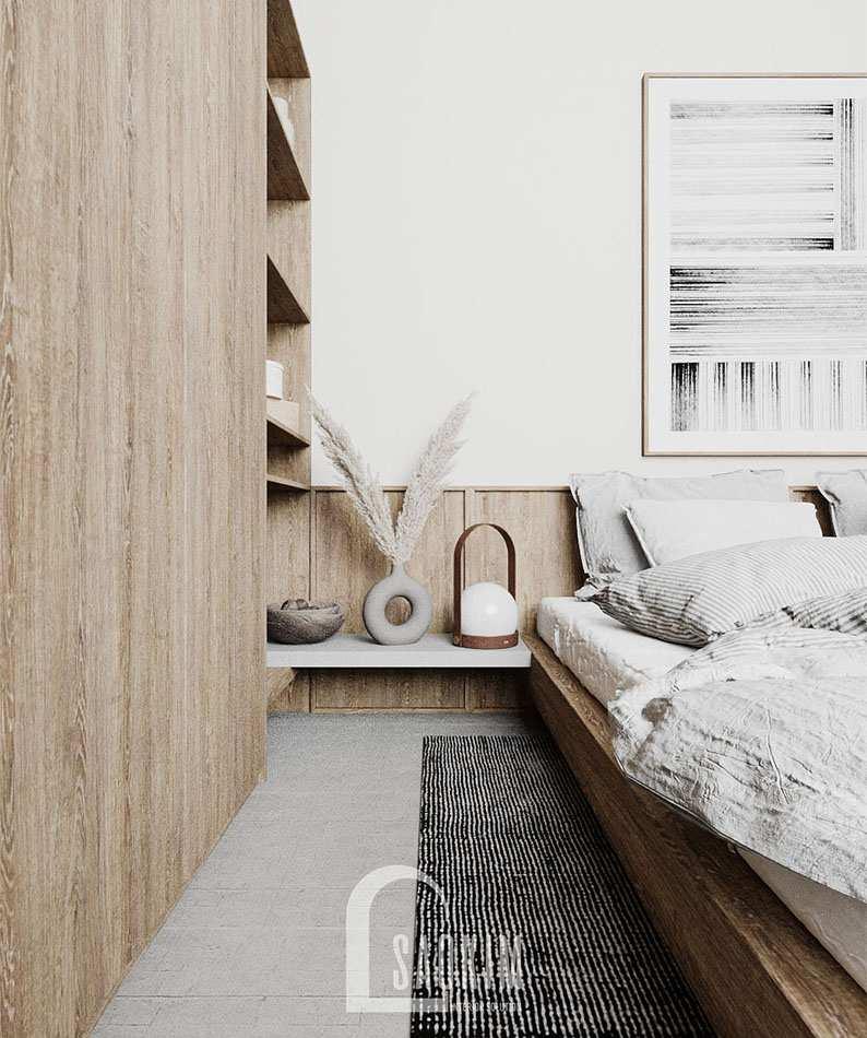Thiết kế phòng ngủ mang một câu chuyện riêng mà gia chủ muốn truyền đạt